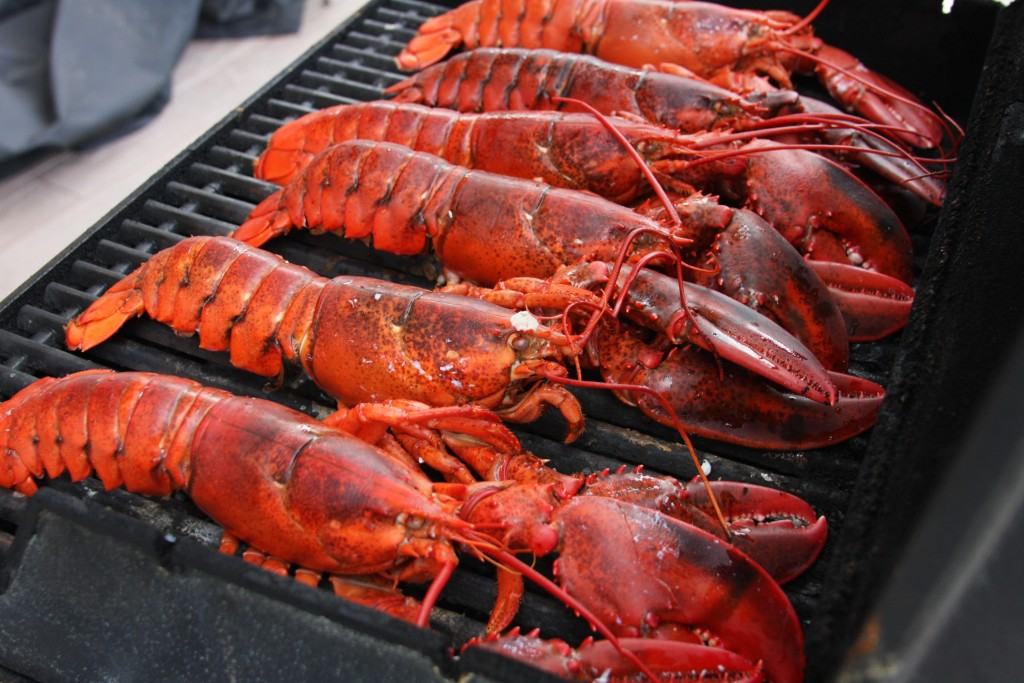 Grilled Summer Lobster Recipes — Dishmaps