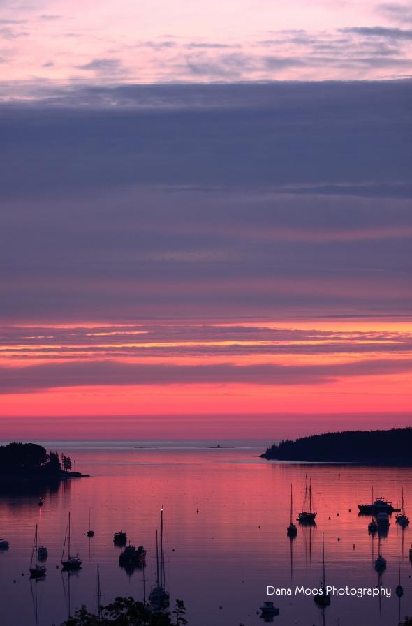 sunrise August15,2010 MDI Maine