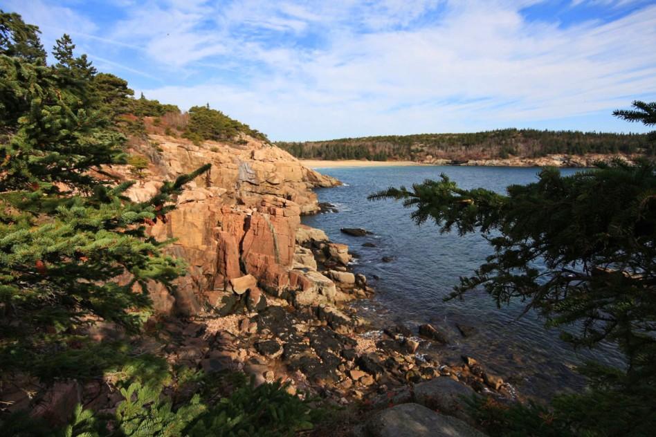 Park Loop Road, Acadia National Park Maine