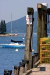 Manset town dock